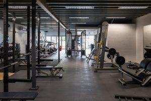 SASSOM 24-7 Fitness Gym